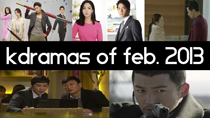 Top 5 New 2013 Korean Dramas of February thumbnail