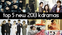 Top 5 New 2013 Korean Dramas – Top 5 Fridays thumbnail