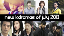 Top 5 Korean Dramas of July 2013 thumbnail
