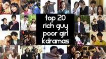 Top 20 Rich Guy Poor Girl Korean Dramas thumbnail