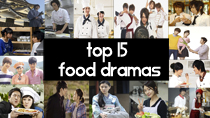 Top 15 Food Dramas of Korea, Taiwan & Japan thumbnail