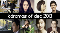 Top 6 New 2013 Korean Dramas of December thumbnail