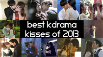 Top 11 Best Korean Drama Kisses of 2013 thumbnail