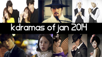 Top 5 New 2014 Korean Dramas of January thumbnail