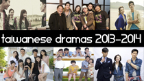 Top 6 New 2013-2014 Taiwanese Dramas thumbnail