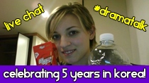 Celebrating 5 Years in Korea LIVE CHAT #dramatalk thumbnail