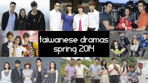 Top 7 New 2014 Taiwanese Dramas of Spring thumbnail
