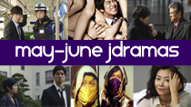 Top 6 New 2014 Japanese Dramas of May/June thumbnail