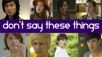 Things You Shouldn't Say to an Asian Drama Fan thumbnail
