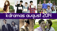 Top 6 New 2014 Korean Dramas of August thumbnail