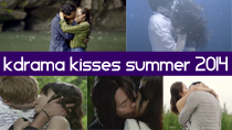 Top 5 Korean Drama Kisses of Summer 2014 thumbnail
