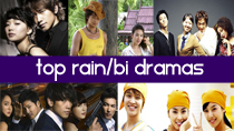 Top 5 King of Kpop Rain / Bi Korean Dramas thumbnail
