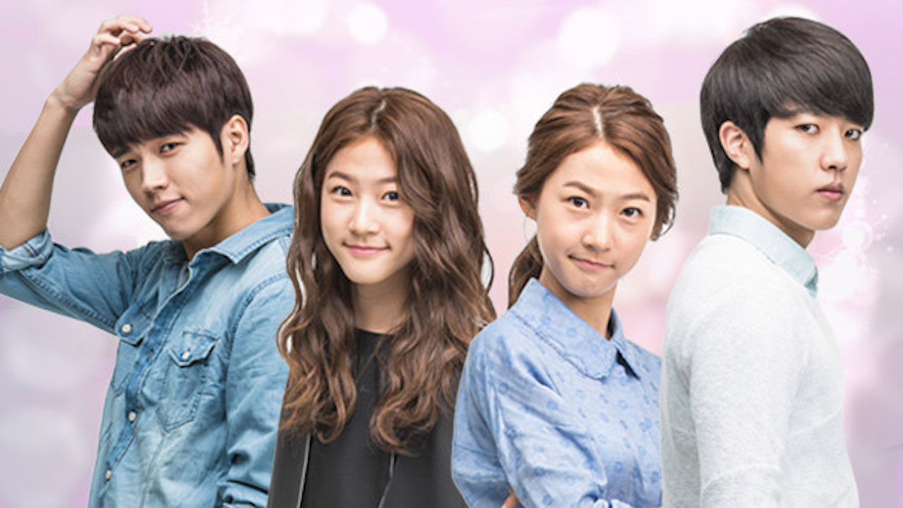 High School Love on Korean Drama High School Love on New 2014