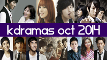 Top 6 New Korean Dramas of October 2014 thumbnail