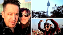 Anniversary at Seoul Tower thumbnail