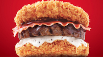 Zinger Double Down King Taste Test thumbnail
