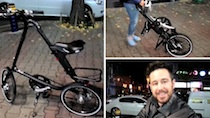 Surprise Folding Bike Ride thumbnail