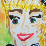 """Alice"" – Abstract Acrylic thumbnail"