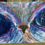 """Hope"" – Abstract Acrylic on Canvas thumbnail"