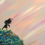 """Child of Light"" – Acrylic on Canvas (SOLD) thumbnail"