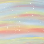 """Sky full of stars"" – Acrylic on Canvas [SOLD] thumbnail"