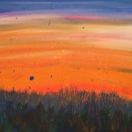 """Summer Nights"" – Acrylic on Canvas [SOLD] thumbnail"