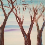 """Sugar Maple"" – Acrylic on Canvas thumbnail"