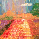 """Champ de Mars"" – Acrylic on Canvas thumbnail"