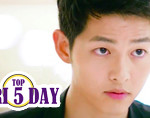 Top 5 Song Joong Ki Korean Dramas thumbnail