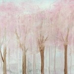"""Cotton Candy"" – Acrylic on Canvas [SOLD] thumbnail"
