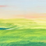"""Grassland"" – Acrylic on Canvas [SOLD] thumbnail"