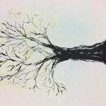 """Tree of Light"" – Glow in the Dark [SOLD] thumbnail"