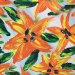 """Tiger Lilies"" – Acrylic on Canvas thumbnail"
