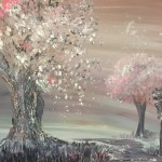 """Waiting for Spring"" – Acrylic on Canvas [SOLD] thumbnail"