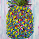 """""""Magnificent Pineapple"""" (Glow-in-the-Dark) thumbnail"""